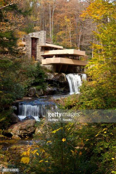 Falling Water in Laurel Highlands