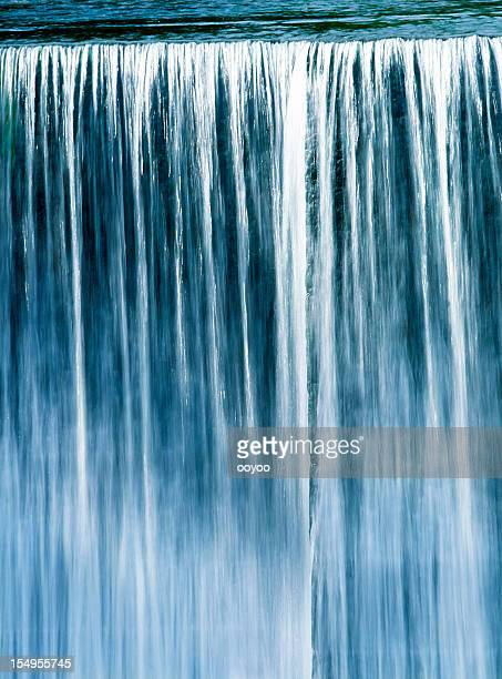 falling water - waterfall stock pictures, royalty-free photos & images