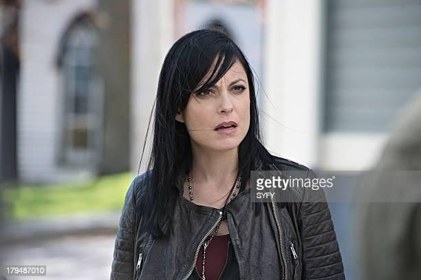 HAVEN Fallout Episode 401 Pictured Kate Kelton as Jordan McKee