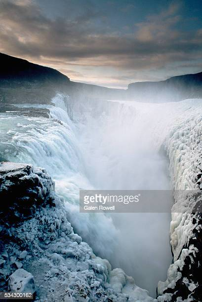 Falls at Gulfoss