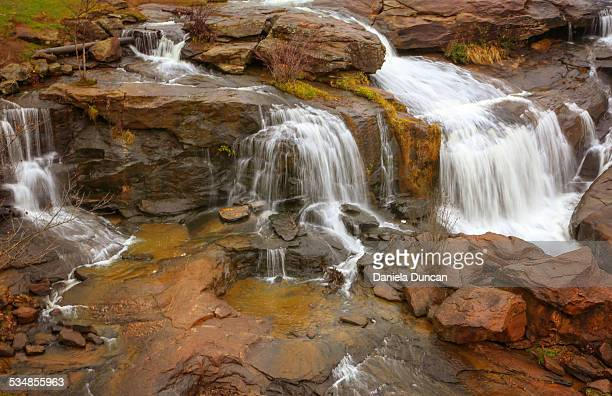 falls downtown greenville - greenville south carolina stock photos and pictures