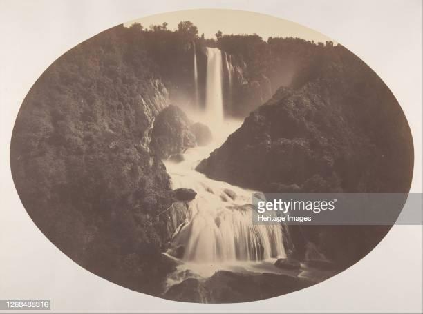 Falls of Terni circa 1860 Artist Robert MacPherson