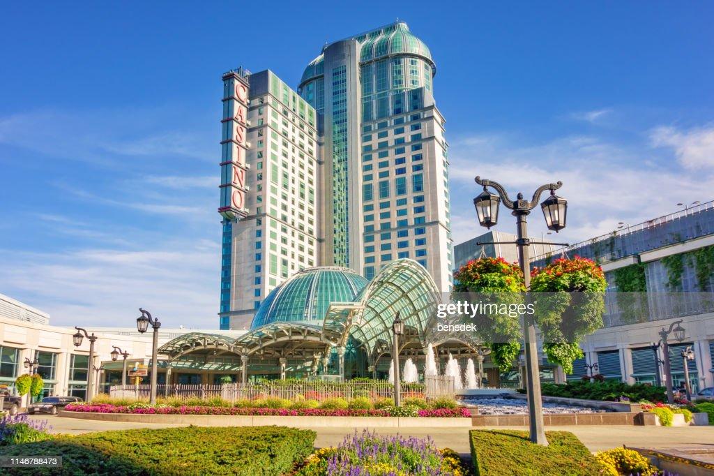 Fallsview Casino Resort In Downtown Niagara Falls Ontario