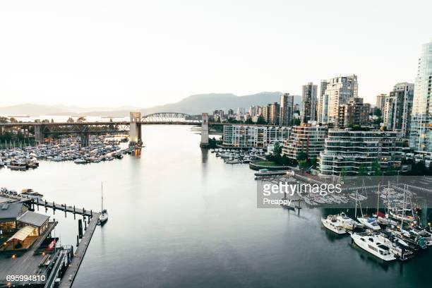 False Creek, Vancouver, British Columbia