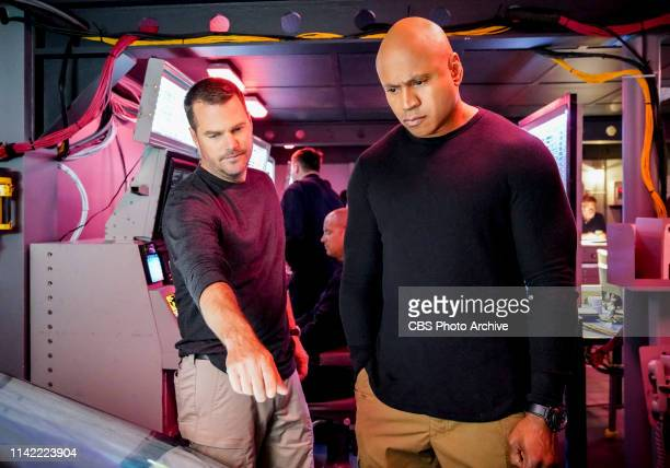 False Flag Pictured Chris O'Donnell and LL COOL J Callen and Sam work with Navy Captain Harmon Harm Rabb Jr to locate a group of ISIS sympathizers...