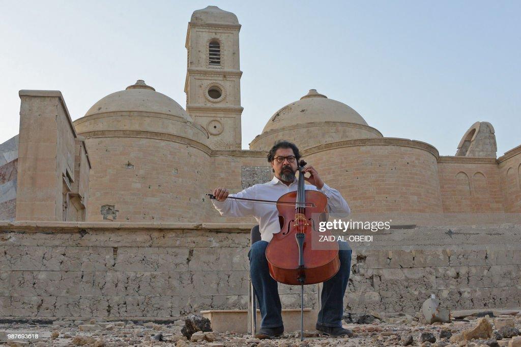 IRAQ-CONFLICT-MUSIC : News Photo