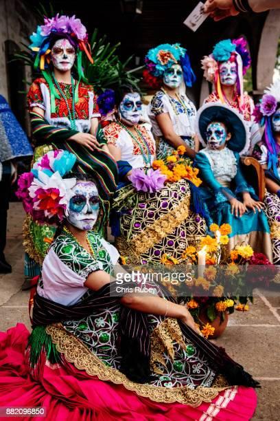 Catrinas Stockfotos En Beelden Getty Images