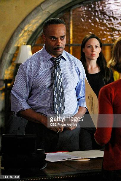 """Familia"""" -- Hetty's sudden resignation prompts Callen and NCIS the team, to investigate the reason why she would disappear in the hopes of tracking..."""