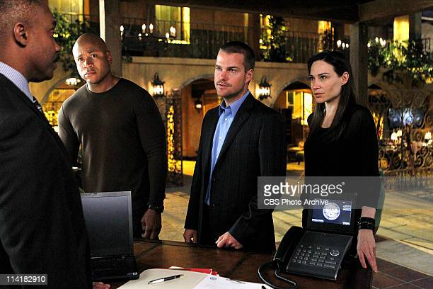 """Familia"""" -- Hetty's sudden resignation prompts Special Agent Sam Hanna , Special Agent G. Callen and the team, to investigate the reason why she..."""