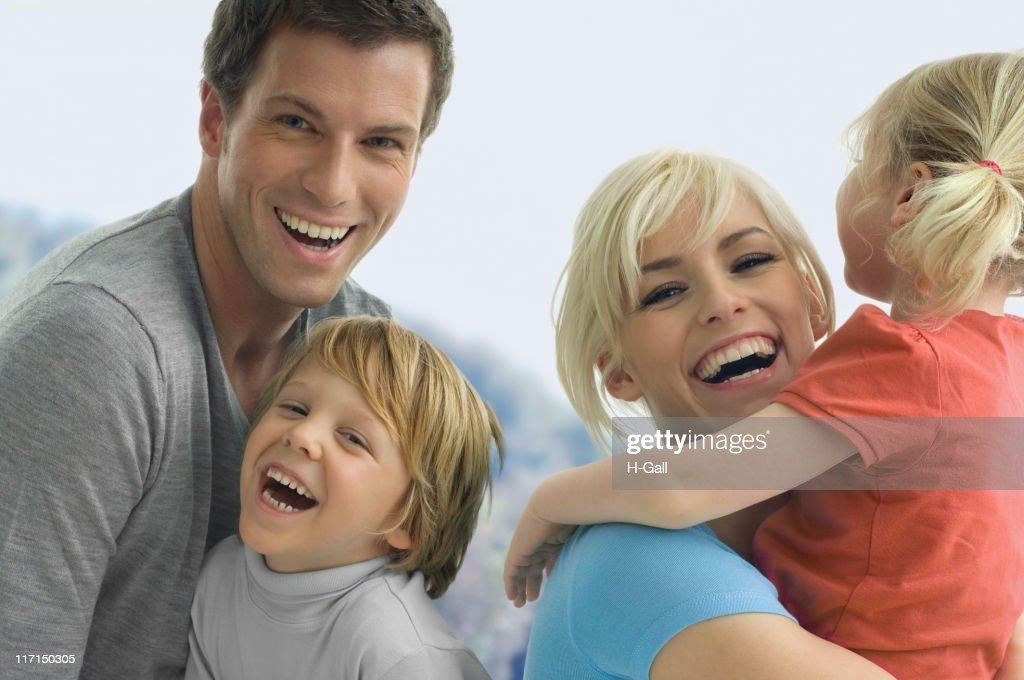 Familie : ストックフォト