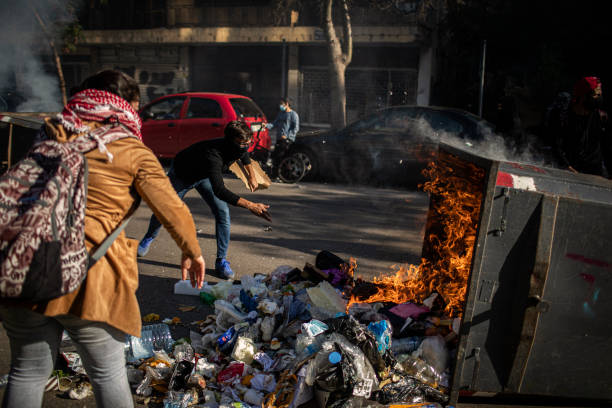 LBN: Anti-Government Demonstrations After Tripoli Protesters Face Terror Charges