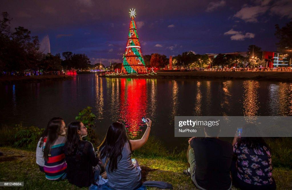 Αποτέλεσμα εικόνας για Ibirapuera park sao paulo christmas tree 2018