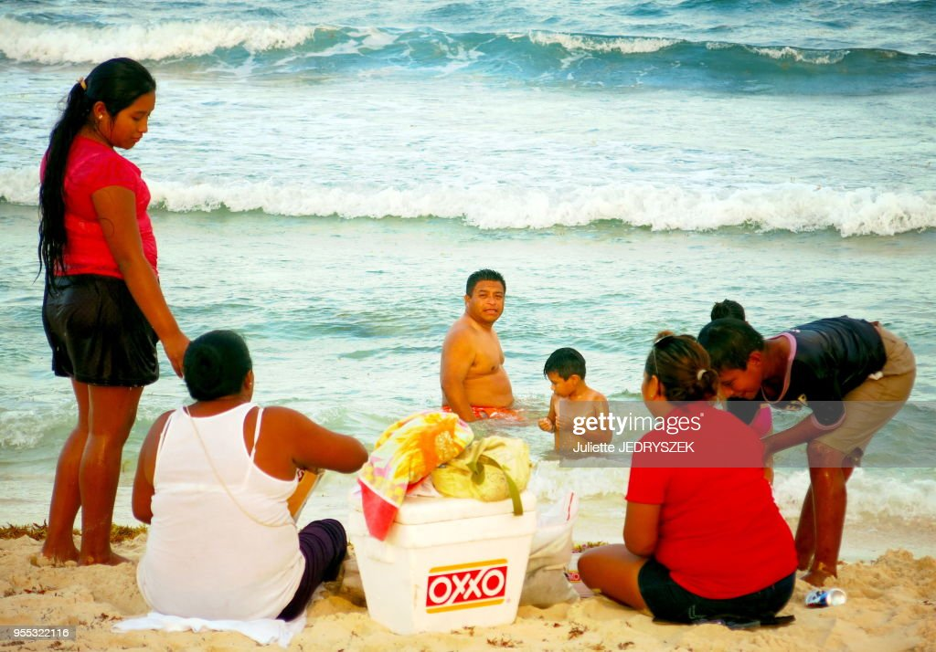 Famille mexicaine : News Photo