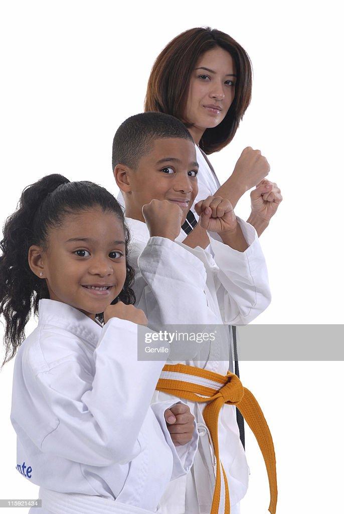 Family activity : Stock Photo