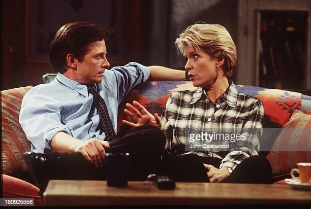 CITY Family Affair Airdate Nov 19 26 1997 Meredith Baxter who played Elise Keaton to Michael J Fox's Alex on Family Ties from 19821989 plays Mike's...