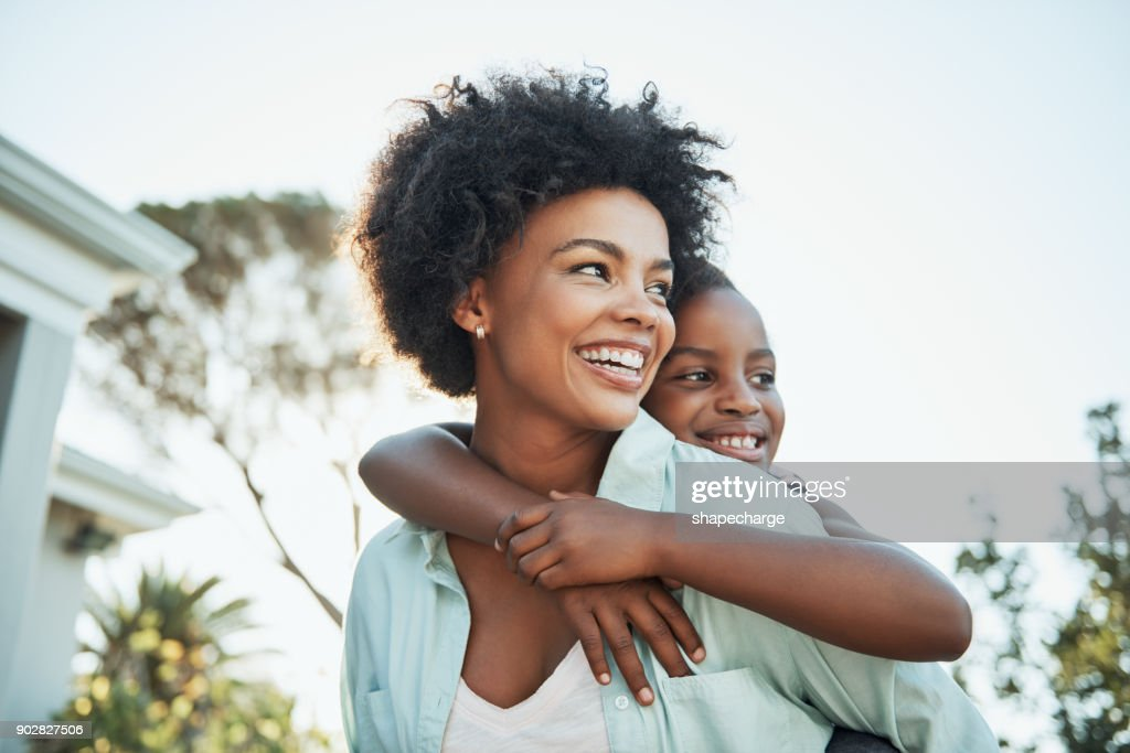 Family always comes first : Stock Photo