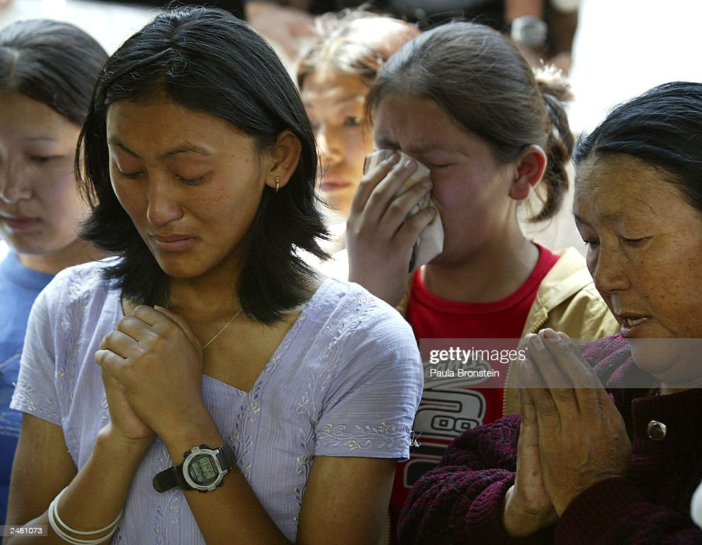 Body Of Everest Climber Is Cremated In Kathmandu : News Photo