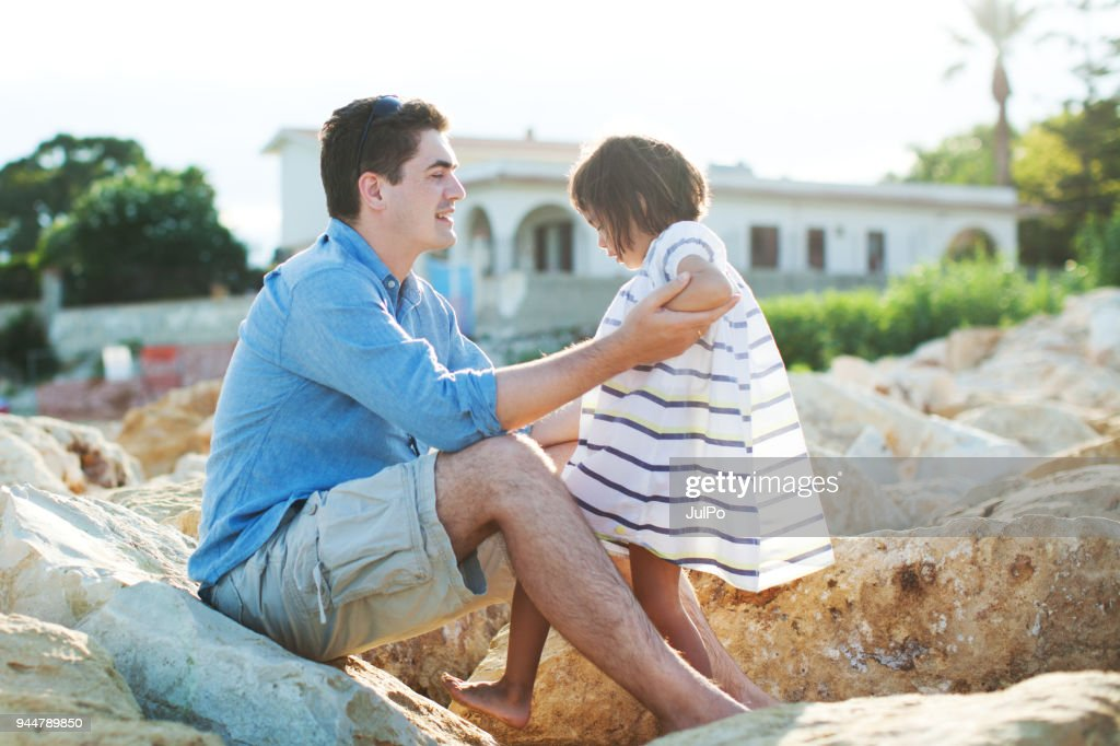 Family at vacation : Stock Photo