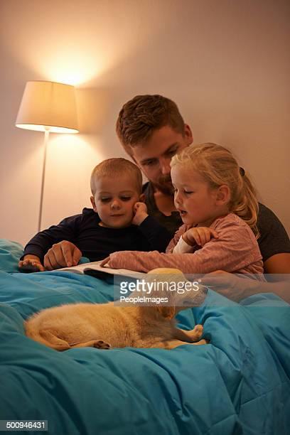 Family bedtime story