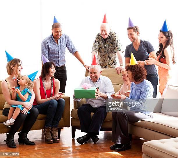 Famille anniversaire party