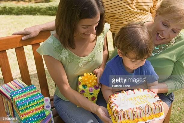 Family birthday party