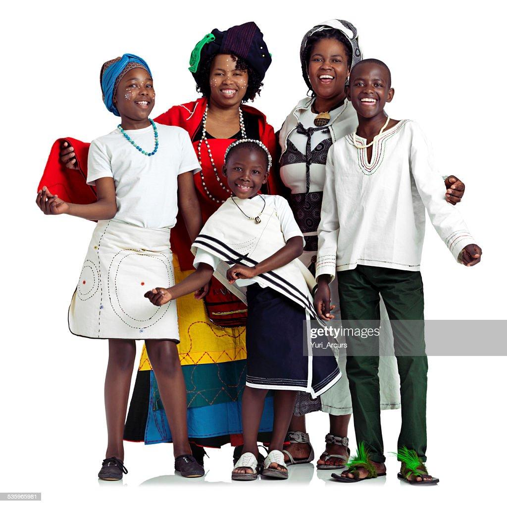 Family bonds : Stock Photo