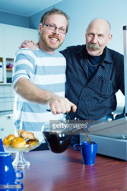 family business - only senior men stock pictures, royalty-free photos & images