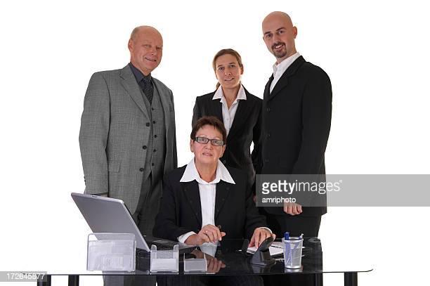 Familia de negocios