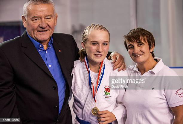 "Family business"" : Roy Inman OBE, BJA board director and world class coach, Jade Inman, British u52kgs cadet champion and granddaughter to Roy and..."