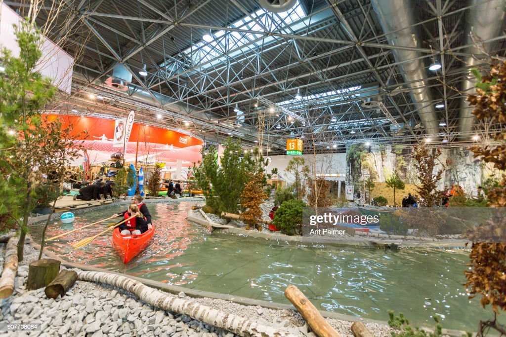 2018 boot Duesseldorf Boating And Water Sports Trade Fair