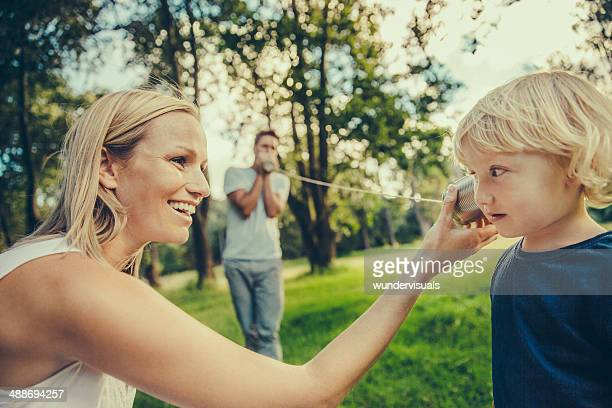 ご家族とのコミュニケーションのコンセプト
