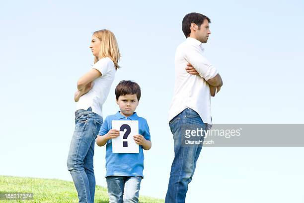 Familia de conflictos