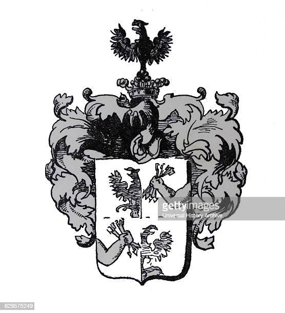 Family crest of the Rothschild banking family The Rothschild's were a family financial dynasty in the 18th to 20th century