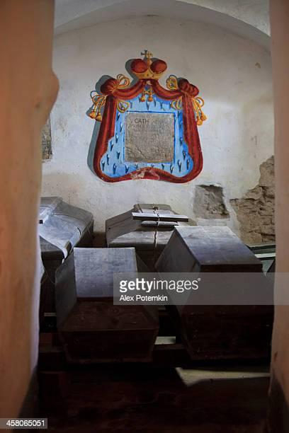 Family crypt of Radziwill's