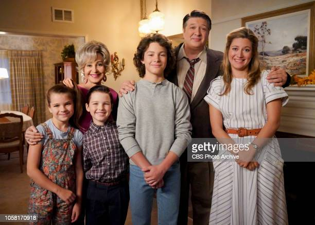 'Family Dynamics and a Red Fiero' Pictured Behind the Scenes Missy Meemaw Sheldon Georgie George Sr and Mary A Thanksgiving dinner turns into a...