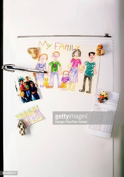 Family fridge