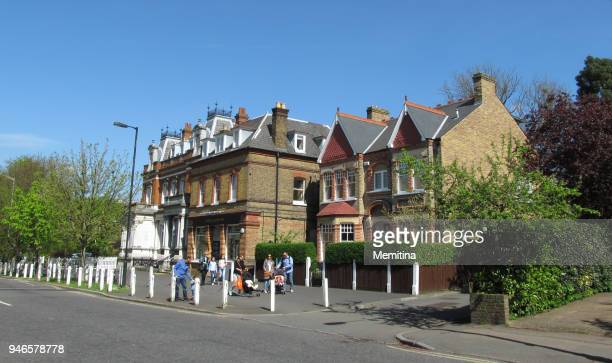 family friendly london - dulwich stock photos and pictures