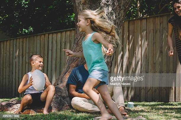 """family fun - """"marilyn nieves"""" stock pictures, royalty-free photos & images"""