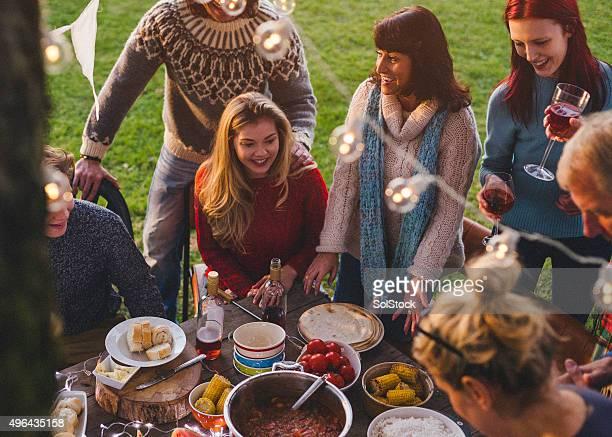 Family Garden Party