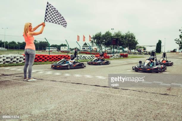 Go-Kart familiale