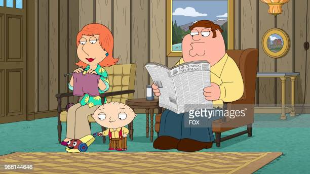 Family Guy is reimagined in a special retrospective in the The Woof of Wall Street episode of FAMILY GUY airing Sunday Apr 22 on FOX