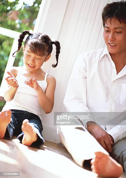 Family holiday communication