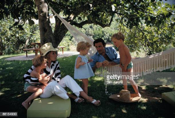 A family holiday in Porto Ercole August 1969