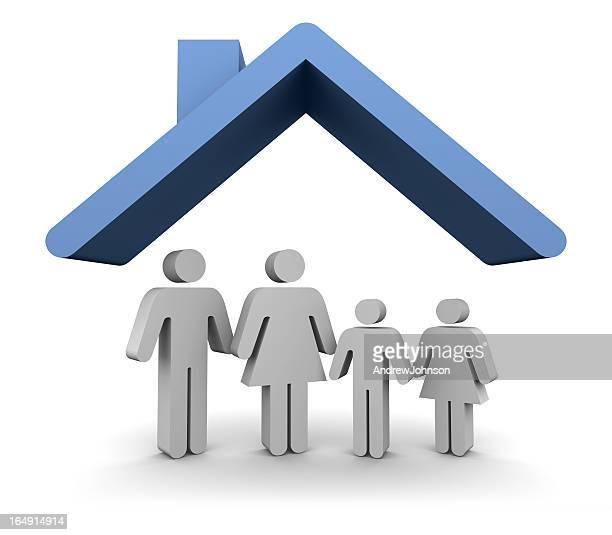 Family zu Hause