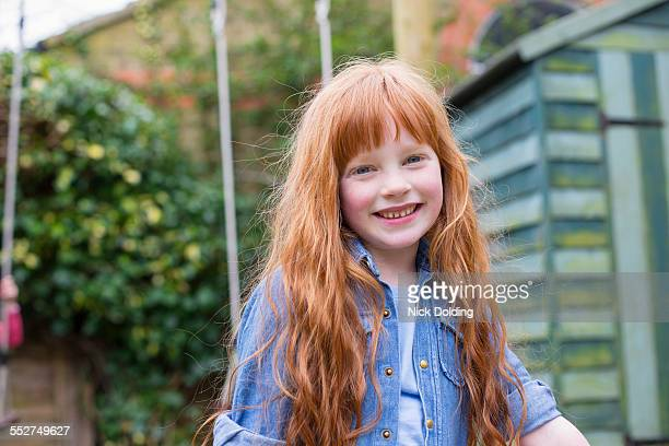 family life 27 - redhead stock pictures, royalty-free photos & images