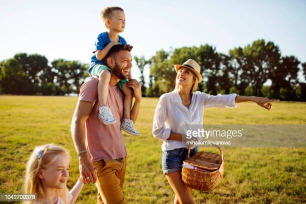 family life - parkland stock pictures, royalty-free photos & images