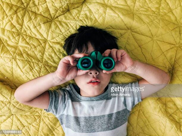 family life - binoculars stock pictures, royalty-free photos & images