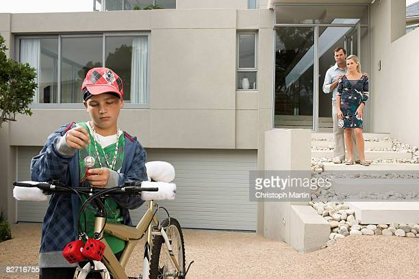 family life - pimp stock photos and pictures