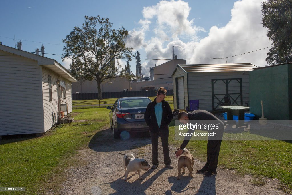 Environmental pollution : News Photo