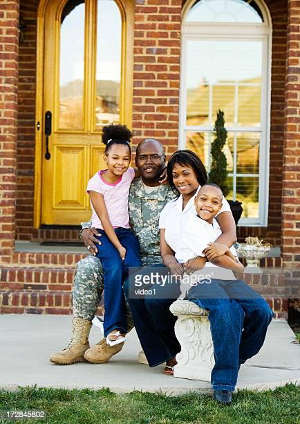 family love - nigerian airforce stock photos and pictures